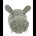Fiona Walker Fiona Walker vilt dierenkop nijlpaard mini