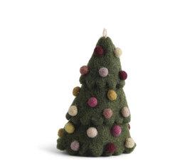 En Gry & Sif En gry & sif kerstboom groen