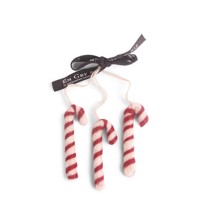 En Gry & Sif En gry & sif candy canes set of 3