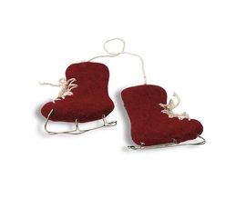 En Gry & Sif En gry & sif schaatsen rood