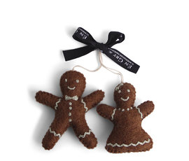 En Gry & Sif En gry & sif Gingerbread man & woman