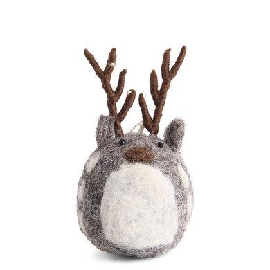 En Gry & Sif En gry & sif reindeer mini grey