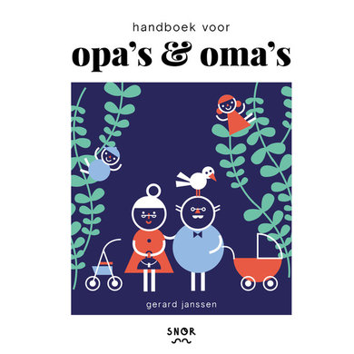 Snor Handboek voor opa's en oma's