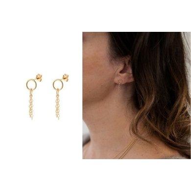 Lisa la pelle Lisa La Pelle earrings Joy with Isabel