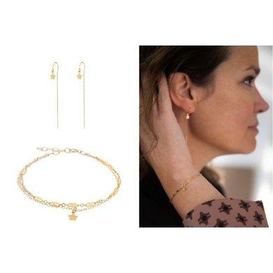 Lisa la pelle Lisa La Pelle earrings single starring Liv