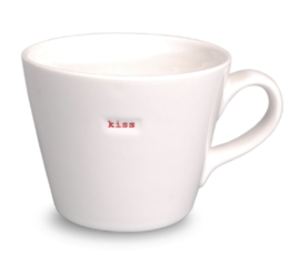 Keith Brymer Jones Bucket mug kiss
