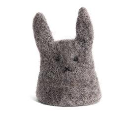 En Gry & Sif Én Gry & Sif cosy bunny eiwarmer grijs
