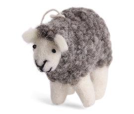 En Gry & Sif Én Gry & Sif sheep fluffy grey
