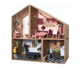 Koko Cardboards Koko Cardboards speelhuis meisjes