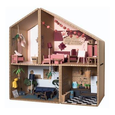 Koko Cardboards Koko Cardboards playhouse girls