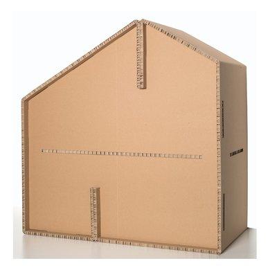 Koko Cardboards Koko Cardboards speelhuis jongens