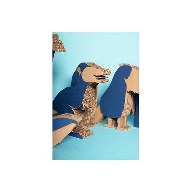 Koko Cardboards Koko Cardboards DIY Trex