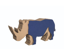 Koko Cardboards Koko Cardboards DIY Rhino