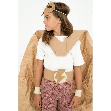 Koko Cardboards Koko Cardboards DIY costume superhero