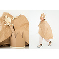 Koko Cardboards Koko Cardboards DIY kostuum koning / koningin