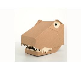 Koko Cardboards Koko Cardboards DIY kostuum T-rex