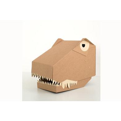 Koko Cardboards Koko Cardboards DIY costume T-rex