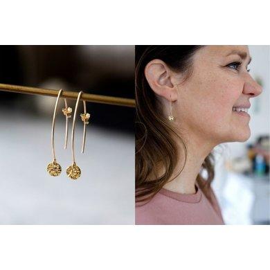 Lisa la pelle Lisa la Pelle earrings julia's half