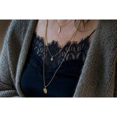 Lisa la pelle Lisa la Pelle necklace keep a secret