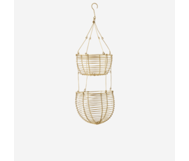Madam Stoltz Madam Stoltz hanging baskets