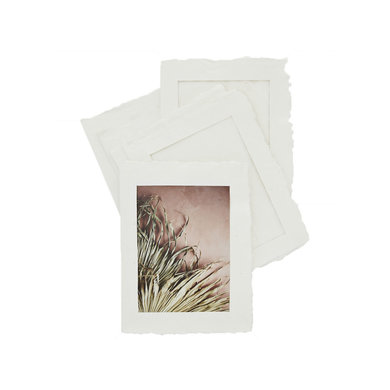 Madam Stoltz Madam Stoltz paper photo frames white