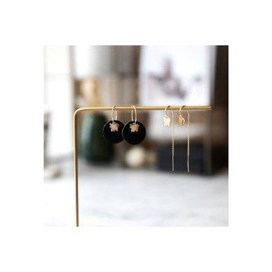 Lisa la pelle Lisa la Pelle earrings single flow