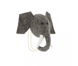 Fiona Walker Fiona Walker animal head crochet elephant