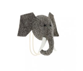 Fiona Walker Fiona Walker dierenkop haak olifant