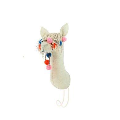 Fiona Walker Fiona Walker animal head crochet llama
