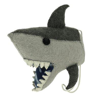 Fiona Walker animal wall hook shark