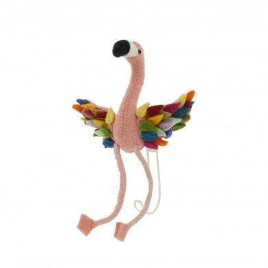 Fiona Walker Fiona Walker animal wall hook flamingo