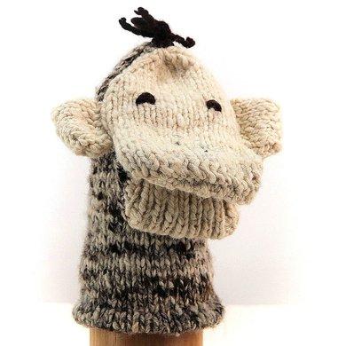 Kenana Nitters Kenana Knitters hand puppet monkey