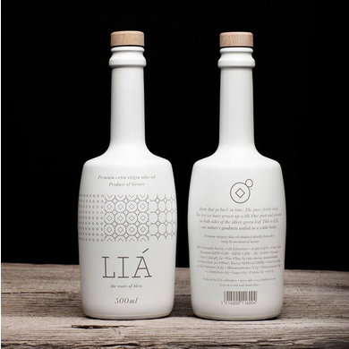 Foodelicious LIÁ olijfolie fles 500ml