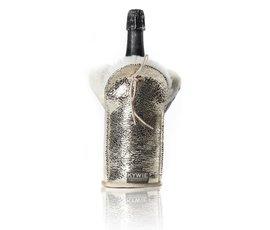 Kywie Kywie champagnekoeler zilver sparkle