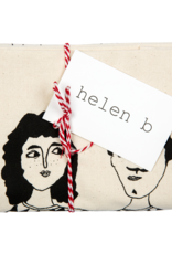 HELEN B HELEN B TEA TOWEL HAPPY TOGETHER
