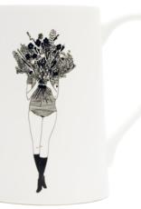 HELEN B HELEN B JUG FLOWER GIRL