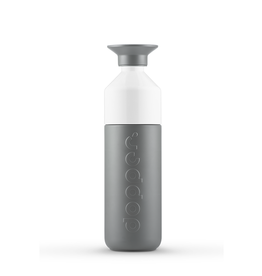 DOPPER Dopper Insulated - Glacier Grey 580 ML