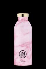 24 BOTTLES 24BOTTLES CLIMA BOTTLE PINK MARBLE 500 ML