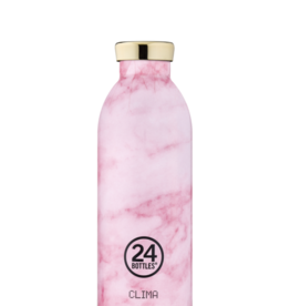 24 BOTTLES 24BOTTLES CLIMA BOTTLE PINK MARBLE 500 ML