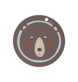 OYOY OYOY PLACEMAT BEAR