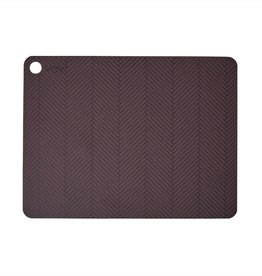 OYOY OYOY PLACEMAT BORDEAUX SET VAN 2