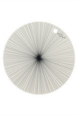 OYOY OYOY PLACEMAT OFFWHITE ROND SET VAN 2