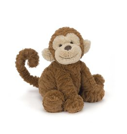 JELLYCAT JELLYCAT FUDDLEWUDDLE MONKEY M