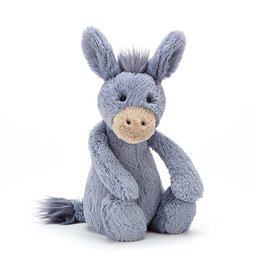JELLYCAT JELLYCAT BASHFUL DONKEY MEDIUM