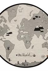 OYOY OYOY THE WORLD RUG
