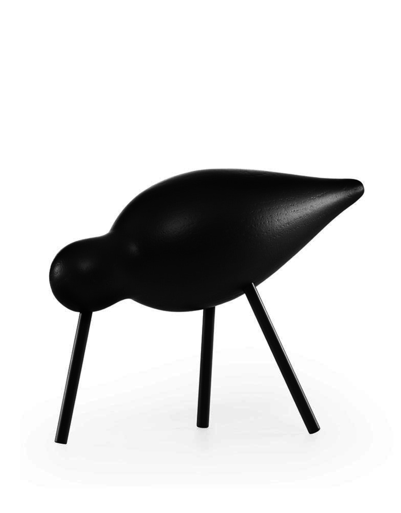 NORMANN NORMANN BIRD MEDIUM BLACK/BLACK