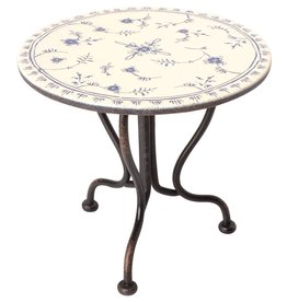 MAILEG MAILEG VINTAGE TEA TABLE MICRO