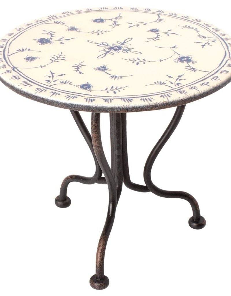 MAILEG MAILEG VINTAGE TEA TABLE MICRO