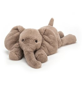 JELLYCAT JELLYCAT SMUDGE ELEPHANT LARGE
