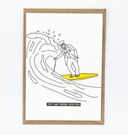 STUDIO FLASH FLASH BDAY SURFDUDE